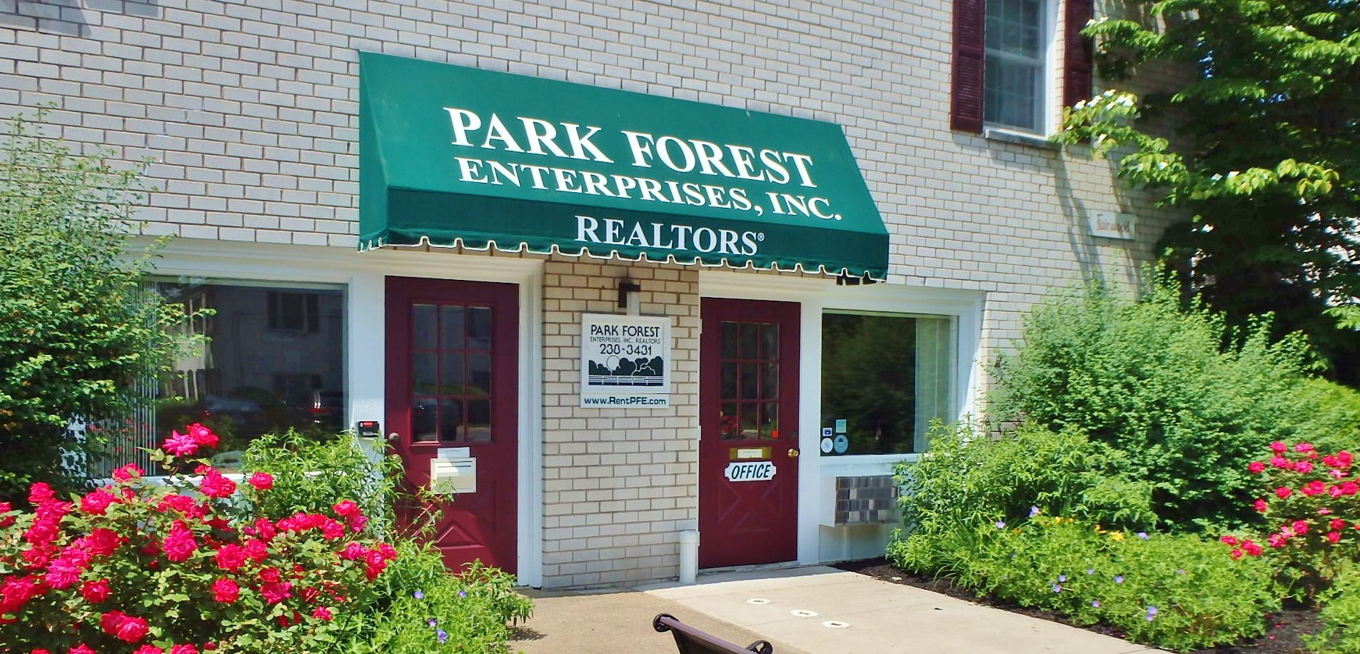 Park Forest Villas, Office, Enterprises