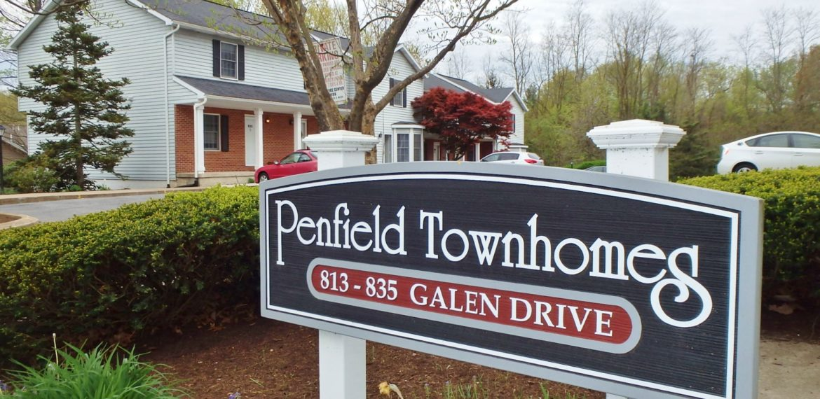Penfield Townhomes For Rent