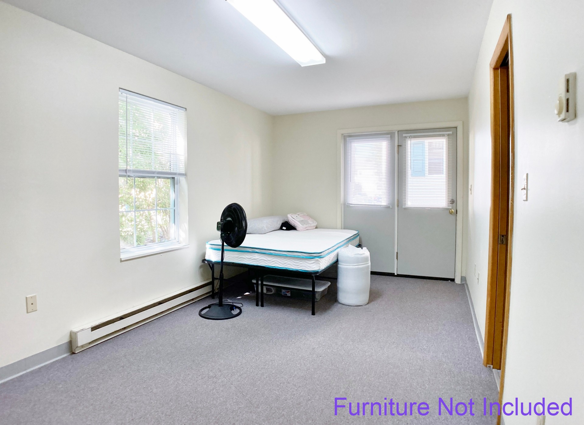 129 Orange Alley, #101, Room 4 (furniture not included)