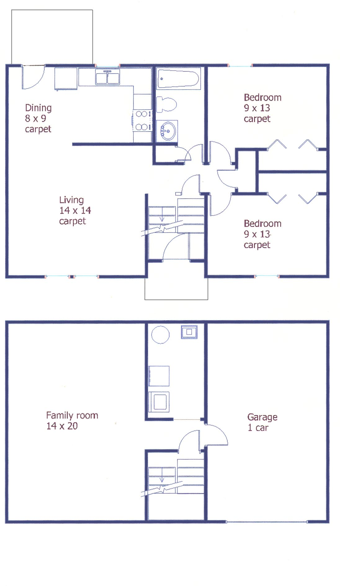 2480 Buchenhorst Road Floor Plan