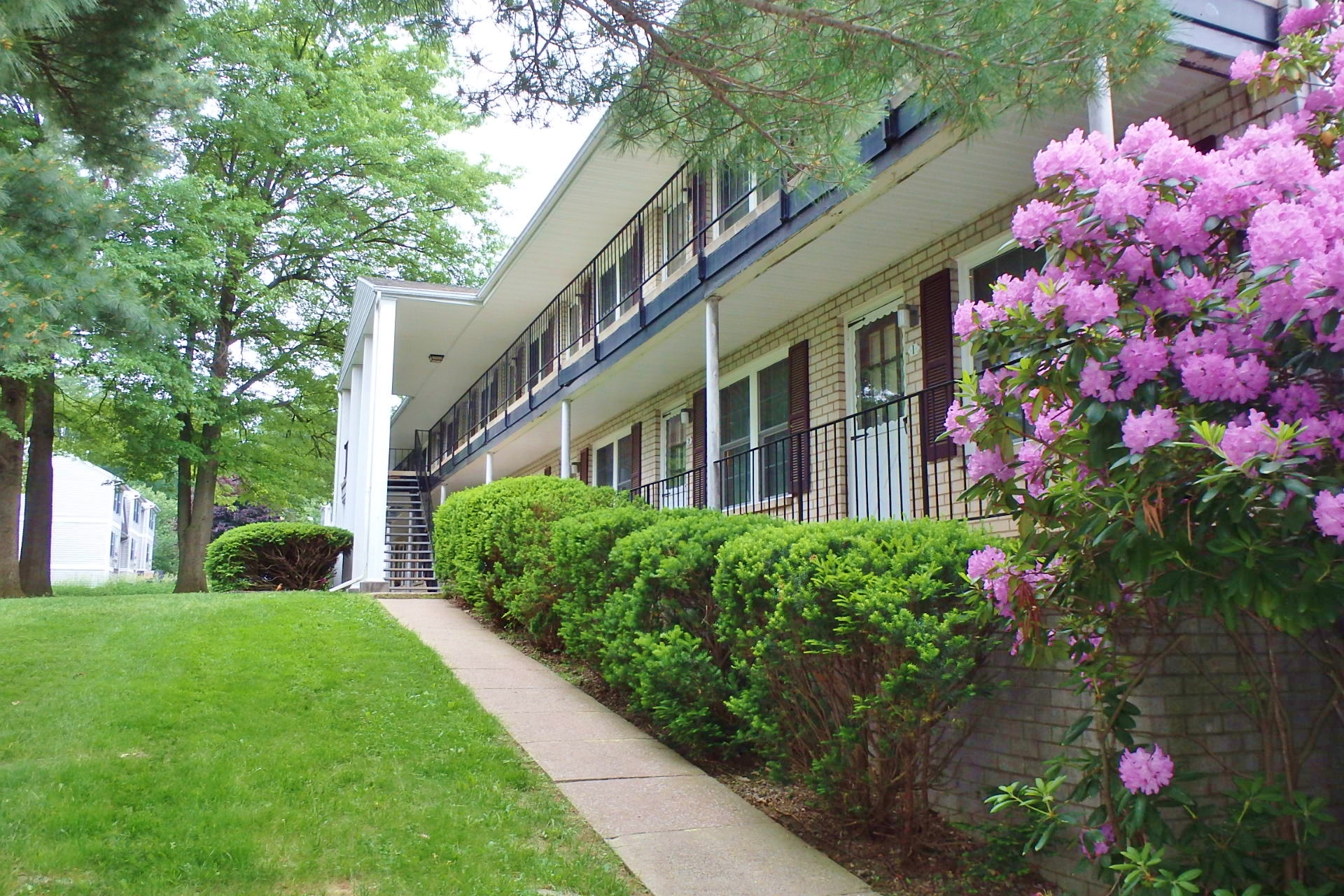Park Forest Villas, 1 bedroom graduate and professional apartments for rent in State College, PA