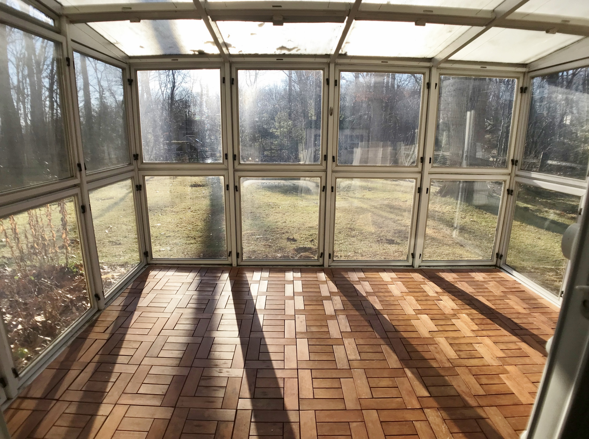 110 Cherry Ridge Road Sun Room