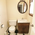 110 Cherry Ridge Road Half Bathroom