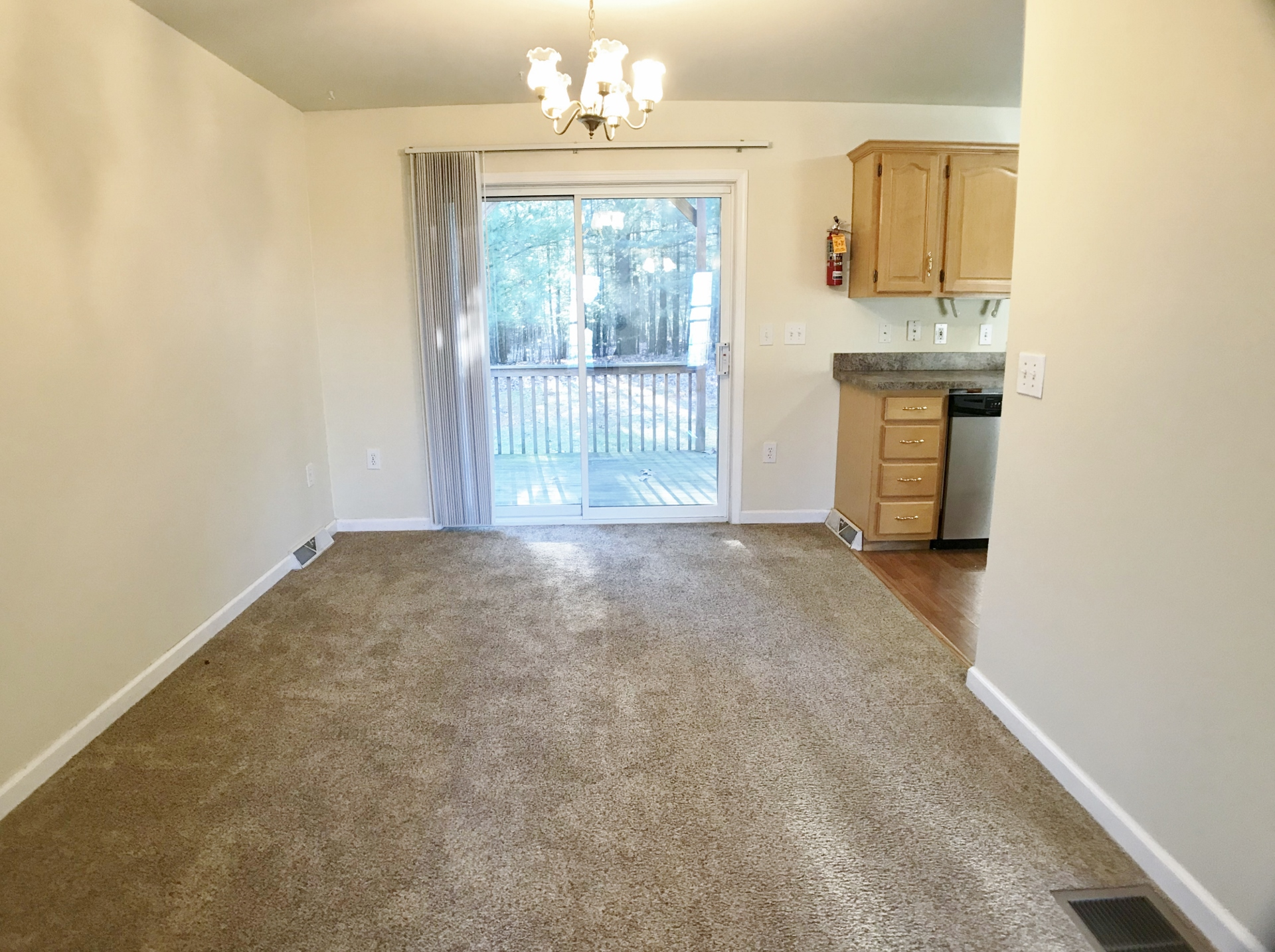 3050 Carnegie Drive Dining Room