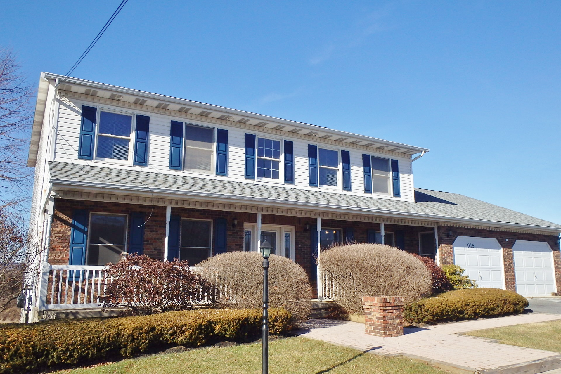 915 Benner Pike, Front Photo