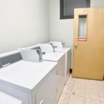 Fromm Building Laundry Room