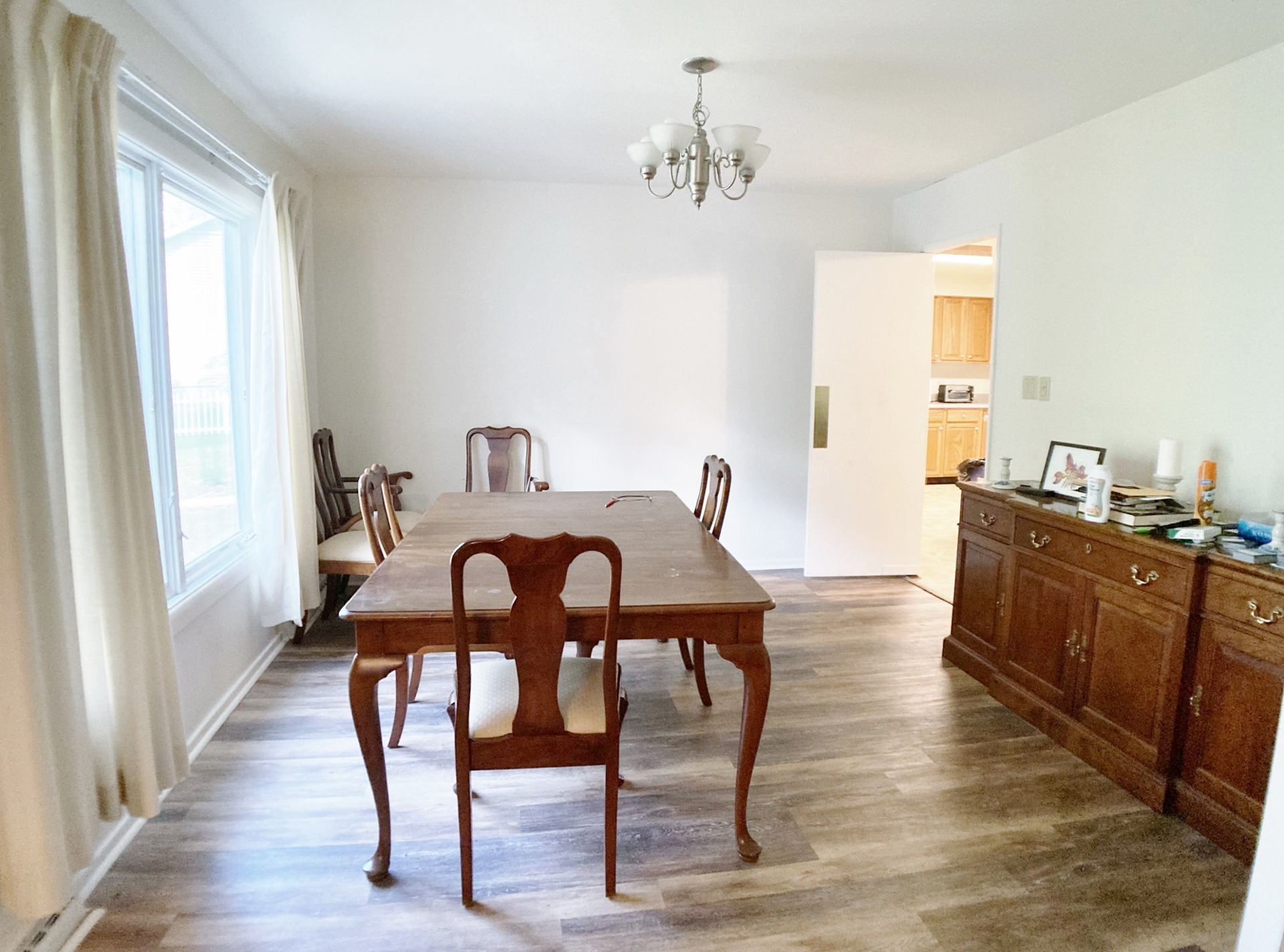1846 Park Forest Avenue Dining Room
